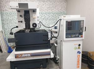Máquina de electroerosión por hilo Chmer CHMER GX640L+
