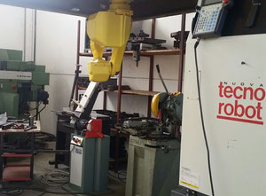 Tecnorobot + Fanuc ARC MATE 100 robot Сварочная машина