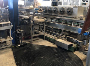 Unipack 606 Overwrapping machine