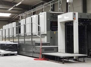 Komori LS 840 Offsetdruckmaschine