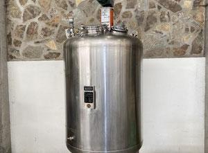 Contenedor - tanque de fusión CTRA 2500 LITRES