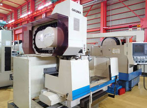 Okuma MC-40VA Machining center - vertical