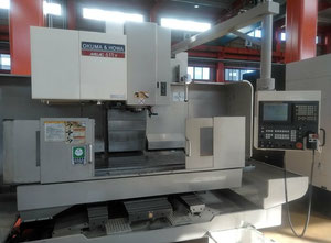 Toyokazu Okuma MILLAC-611V Machining center - vertical