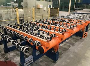 Bovone PVB LINE Glaswaschmaschine / Glasbeschichtungsmaschine