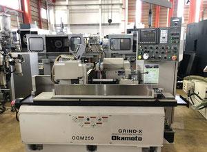 Okamoto OGM-250EXB Spitzenlose Rundschleifmaschine