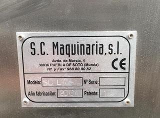 S.C. Maquinaria SC L4 P00506128