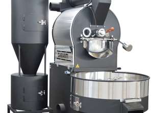 Macchina per la torrefazione del caffè Garanti 12GKPX