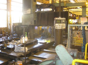 Koki RB 2N Portal milling machine
