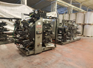 Kopack 250 Super Label printing machine