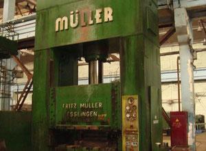 Fritz Muller ZE 600 metal press