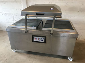 Intervac INV 30/30 Two-chamber vacuum packaging equipment