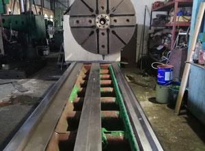 Torno de gran capacidad Mus Impex 1600 * 10000 mm CNC Fanuc