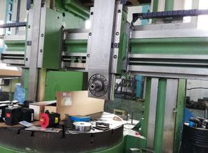 Mus Impex 2700 mm Karusselldrehmaschine CNC