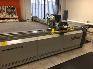 Bullmer Premiumcut 1625 CV Automated cutting machine