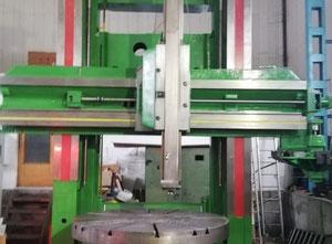 Mus Impex 2000 mm Karusselldrehmaschine CNC
