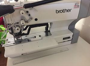 Tekstil makinaları Brother HE-800B-2