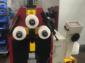 Used Tauring DELTA 50 CNC/C Profile bending machine