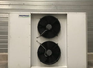 Profroid quietor GQH ZBD114 T4 TW cooling unit
