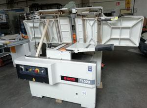 Combiné à bois SCM FS520