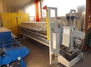 MSE KFP 800-60 / 50-25K.GA4TD-P-L-S-SG chamber filter press