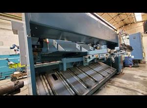 Cisaille guillotine hydraulique Durma VS 3006