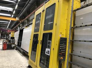 Lenhardt IG line Glasisoliermaschine