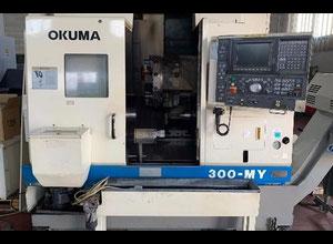 Okuma LB 300 MY Drehmaschine CNC