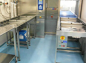 HAMO T21 GMP Cleaning and sterilizing machine