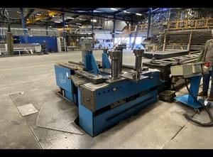 PBT HELIX CNC Profile bending machine