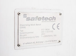 A1 Safetech ST2-18GM P00512140