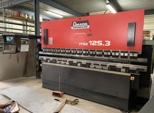 Amada ITS2 125.3 Press brake cnc/nc
