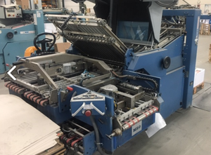 MBO K-800-2-4 S-KTL Navigator folding machine