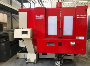 Centro de mecanizado horizontal Quaser MK603HPD