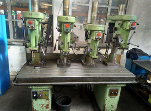 Perceuse multibroches, colonne, pilier TOS V20 A/4