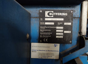 Bütfering SPW 409 RTTR Cтанок для снятия заусенцев