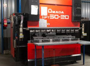 Amada HFT 50-20 Press brake
