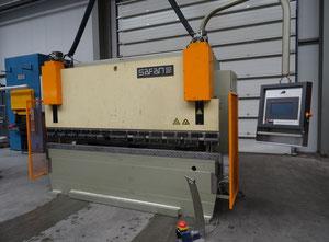 Presse-plieuse à cnc/nc Safan CNCL K 110 3100 TS1