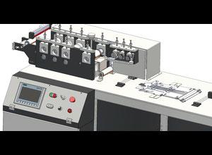 Machine pour le non tissé Diferro Calenders Semi Automatic Mask Making Machine