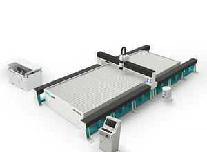 Wycinarka waterjet Shandong Wami Cnc Technology Co.Ltd WMT3060-AL