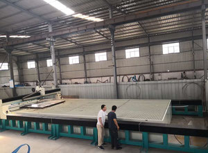 Wycinarka waterjet Shandong Wami Cnc Technology Co.Ltd WMT3080-AL