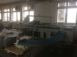 Kolbus DA 232 Carton converting machine