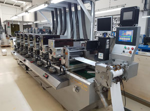 Used Agena 300 Label printing machine