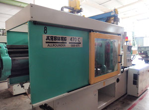 Arburg C470-1300-675 Injection moulding machine