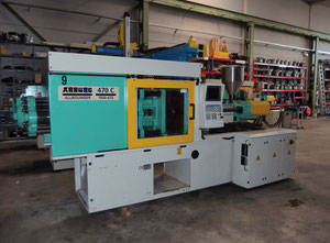 Arburg CENTEX 470-1500-675 Injection moulding machine