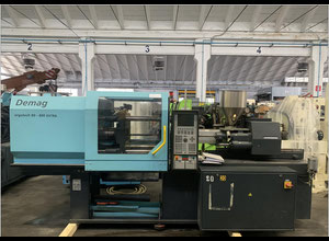 Demag 800-400 Injection moulding machine