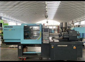 Demag Viva 1000-400 Injection moulding machine