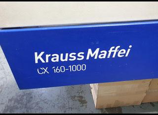 Krauss Maffei KM 160-1000 CX P00518049