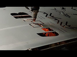 Řezačka - laserový řezací stroj Trumpf TC L5005-3500W