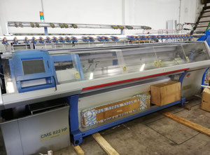 Stoll CMS 822 HP Flat knitting machine