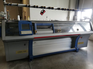 Maszyna dziewiarskia płaska Stoll CMS 740